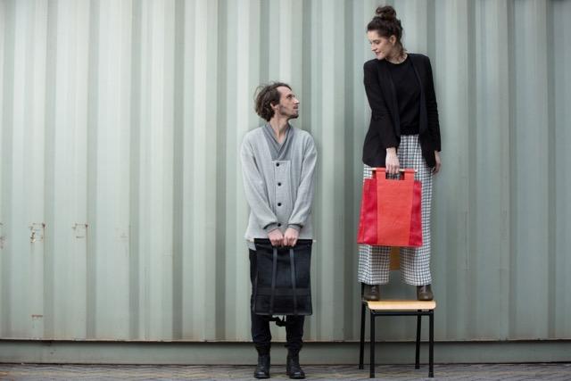 Statie Twee maakt handtassen van lederoverschotten